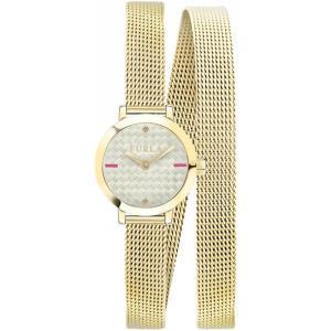 FURLA フルラ VITTORIA ヴィクトリア R4253107501 ゴールド 腕時計 レディース|newest