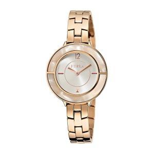 FURLA フルラ CLUB クラブ R4253109502 シルバー×ローズゴールド 腕時計 レディース|newest