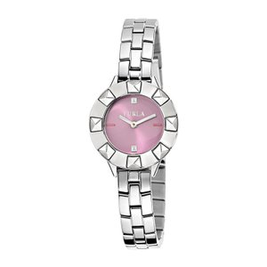 FURLA フルラ CLUB クラブ R4253109509 ピンク×シルバー 腕時計 レディース|newest