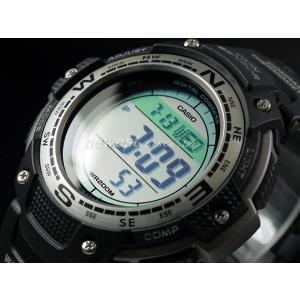 【ラッピング無料】CASIO カシオ 腕時計 SPORTS GEAR スポーツギア SGW-100-...