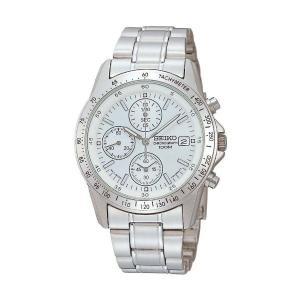 SEIKO セイコー 腕時計 SND363P1 100M クロノグラフ 海外モデル