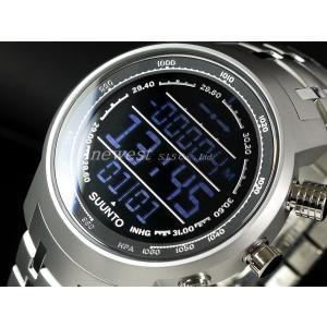 SUUNTO スント 腕時計 Elementum TERRA エレメンタム テラ SS014521000 ブラック×ステンレス 海外モデル 即納|newest