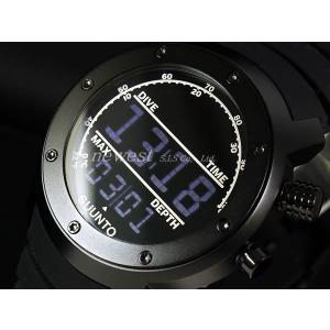 SUUNTO スント 腕時計 Elementum AQUA エレメンタム アクア SS014528000 ブラック 海外モデル|newest