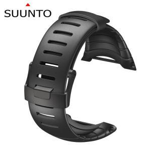 SUUNTO スント 腕時計 Core コア ウレタン ストラップ オールブラック SS014993000 替えベルト 国内正規品 ネコポスメール便対応|newest
