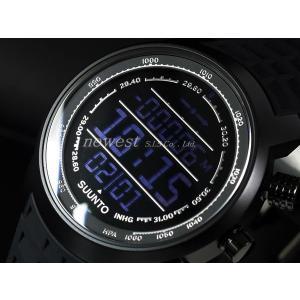 SUUNTO スント 腕時計 Elementum TERRA エレメンタム テラ SS016979000 オールブラック 海外モデル 即納|newest