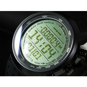 アウトレット!訳あり!SUUNTO スント 腕時計 Elementum TERRA エレメンタム テラ SS018732000 ブラック 海外モデル|newest