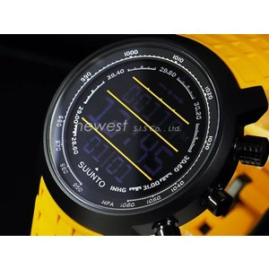 SUUNTO スント 腕時計 Elementum TERRA エレメンタム テラ SS019172000 ブラック×トロピカル 海外モデル|newest