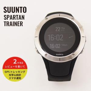 【ラッピング無料】SUUNTO スント SPARTAN TRAINER WRIST HR STEEL...