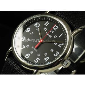 TIMEX タイメックス 腕時計 WEEKENDER CENTRAL PARK ウィークエンダー セントラルパーク フルサイズ T2N647 ブラック レビューを書いて送料無料|newest|02