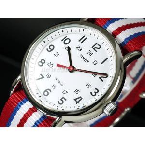 正規品 TIMEX タイメックス 腕時計 WEEKENDER ウィークエンダー セントラルパーク フルサイズ T2N746|newest