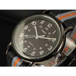 TIMEX タイメックス 腕時計 WEEKENDER CENTRAL PARK ウィークエンダー セントラルパーク フルサイズ T2N892 T2N-892  レビューを書いて送料無料 即納|newest