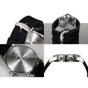 TIMEX タイメックス KALEIDOSKOPE カレイドスコープ T2P029 ブラック×シルバー 腕時計  レビューを書いて送料無料|newest|03