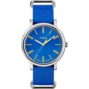 TIMEX タイメックス Classic Round クラシックラウンド T2P362 ブルー 腕時計 ユニセックス 送料無料|newest