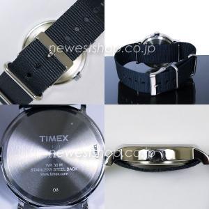TIMEX タイメックス WEEKENDER ウィークエンダー フルサイズ T2P467 クリーム×グレー 腕時計|newest|03