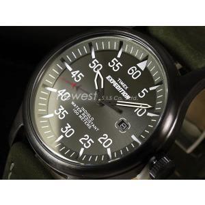 TIMEX タイメックス 腕時計 Expedition Military Field エクスペディションミリタリーフィールド T49877 ダークグレー×ダークグリーン newest