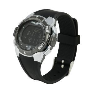 正規品 TIME PIECE タイム ピース スポーツウォッチ TPW-004BB ブラック 腕時計 ユニセックス 送料無料|newest