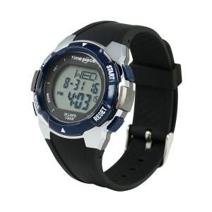 正規品 TIME PIECE タイム ピース スポーツウォッチ TPW-004BL ブラック 腕時計 ユニセックス 送料無料|newest