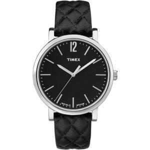 TIMEX タイメックス MATELASSE マトラッセ TW2P71100 ブラック 腕時計 ユニセックス 送料無料|newest