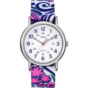 TIMEX タイメックス WEEKENDER REVERSIBLE ウィークエンダー リバーシブル TW2P90200 ホワイト×ブルー 腕時計 ユニセックス 送料無料|newest