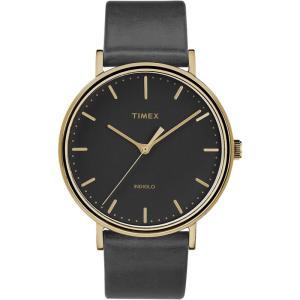 TIMEX タイメックス Weekender Fairfield ウィークエンダー フェアフィールド TW2R26000 ブラック 腕時計 ユニセックス 送料無料 即納|newest