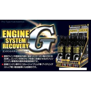 古河薬品 ガソリン車専用燃料添加剤 エンジンシステム リカバリーG 24缶|newfrontier