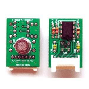 AMUZ アルコールチェッカーセンサーユニット AC-007SU|newfrontier