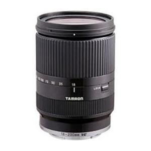☆TAMRON ModelB011 交換レンズ18-200mm F/3.5-6.3 Di III VC(ブラック)ソニー用 18-200DI3VC-SO|newfrontier