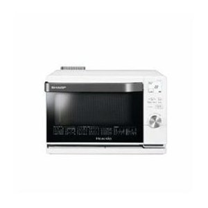 <欠品 未定>☆SHARP スチームオーブンレンジ HEALSIO ホワイト 18L AX-CA450-W newfrontier