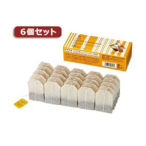 ☆麻布紅茶 ルイボス&ハニーブッシュティー6個セット AZB0175X6|newfrontier