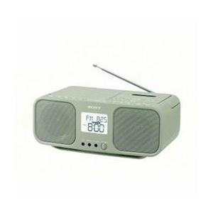 ☆ソニー CFD-S401-TI ワイドFM対応 CDラジオカセットレコーダー ベージュ|newfrontier