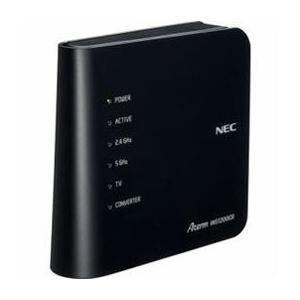 NEC 無線LANルータ Aterm PA-WG1200CR
