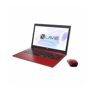 ☆NEC ノートパソコン LAVIE Note Standard カームレッド PC-NS150KAR|newfrontier