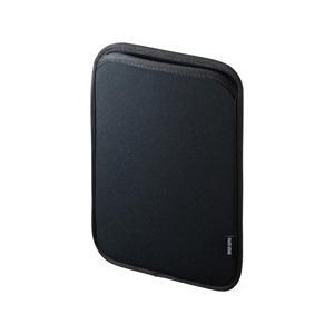☆サンワサプライ スリップインケース(iPad9.7インチ) PDA-IPAD1003BK|newfrontier