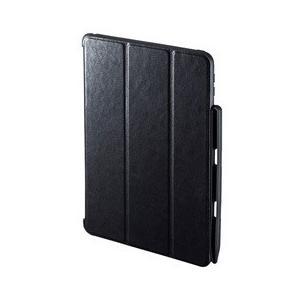 ☆サンワサプライ iPad9.7インチケース Apple Pencil収納ポケット付き PDA-IPAD1014BK newfrontier