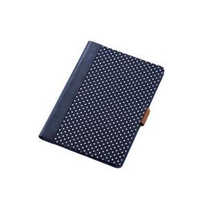 ☆エレコム 9.7インチiPad(2017)用ファブリックケース TB-A179PLFFT2 newfrontier
