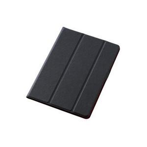 ☆エレコム 9.7インチiPad(2017)イタリアンソフトレザーカバー TB-A179WDTBU newfrontier