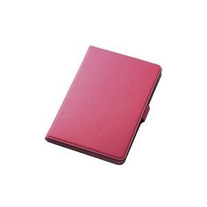 ☆エレコム iPad mini 4/フラップカバー/ソフトレザー/360度回転/ピンク TB-A17S360PN newfrontier