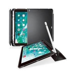 ☆エレコム 9.7インチ iPad 2018年モデル&2017年モデル/ハードフラップカバー/スリープ対応/ブラック TB-A18RPVFBK newfrontier