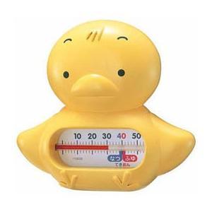 ☆EMPEX 浮型 湯温計 うきうきトリオ ヒヨコ TG-5154 イエロー