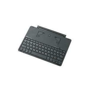 ☆エレコム Bluetoothキーボード/9.7インチiPad用/オートスリープ機能付/シルバー TK-FBP068ISV4|newfrontier
