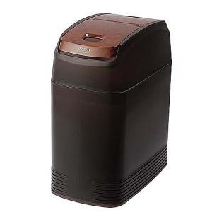 CARMATE カーメイト ダストパック DE 137 INDEED スリムゴミ箱おもり付 木目|newfrontier
