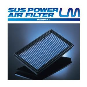 BLITZ ブリッツ 純正交換型エアフィルター SUS POWER LM  code59518 ニッサン フェアレディZ 09/10- HZ34 VQ37VHR 2枚必要|newfrontier