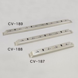 YAC 槌屋ヤック 車高灯用マルチステー3連 CV-188|newfrontier