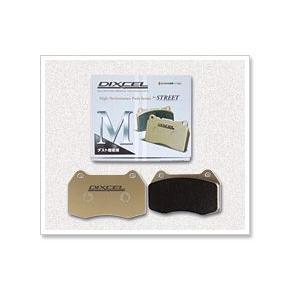 DIXCEL ディクセル ブレーキパッド タイプM フロント M311366 トヨタ カローラ フィールダー 1500〜2200 00/10〜06/10 NZE121G/124G  ZZE122G/124G  CE121G|newfrontier