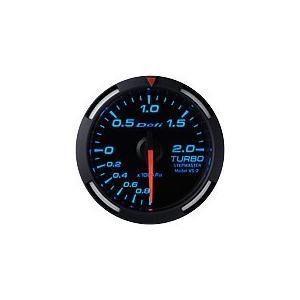 Defi デフィ Racer Gauge ターボ計 ブルーレーサーゲージ DF06504|newfrontier