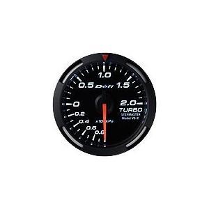 Defi デフィ Racer Gauge ターボ計 ホワイトレーサーゲージ DF06506|newfrontier