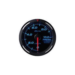 Defi デフィ Racer Gauge 圧力計 ブルーレーサーゲージ DF06604|newfrontier