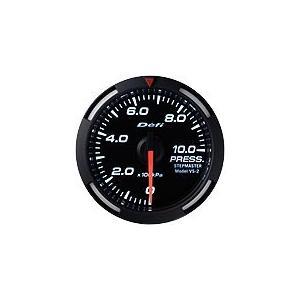 Defi デフィ Racer Gauge 圧力計 ホワイトレーサーゲージ DF06606|newfrontier