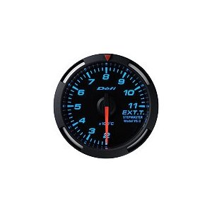 Defi デフィ Racer Gauge 排気温度計 ブルーレーサーゲージ DF06804|newfrontier