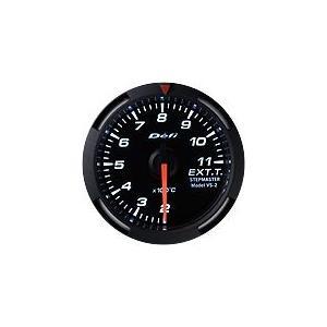 Defi デフィ Racer Gauge 排気温度計 ホワイトレーサーゲージ DF06806|newfrontier